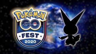 Pokemon Go Fest 2020 Victini