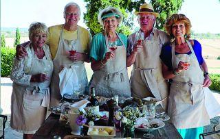 A Celebrity Taste of Italy