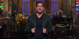 The Sweet Way John Krasinski Paid Tribute To His Daughters During His SNL Appearance