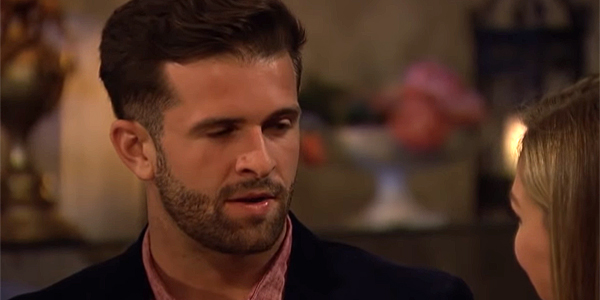 Bachelorette Jed on a date with Hannah 2019 ABC