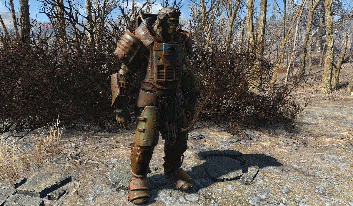 Super Mutant Fallout