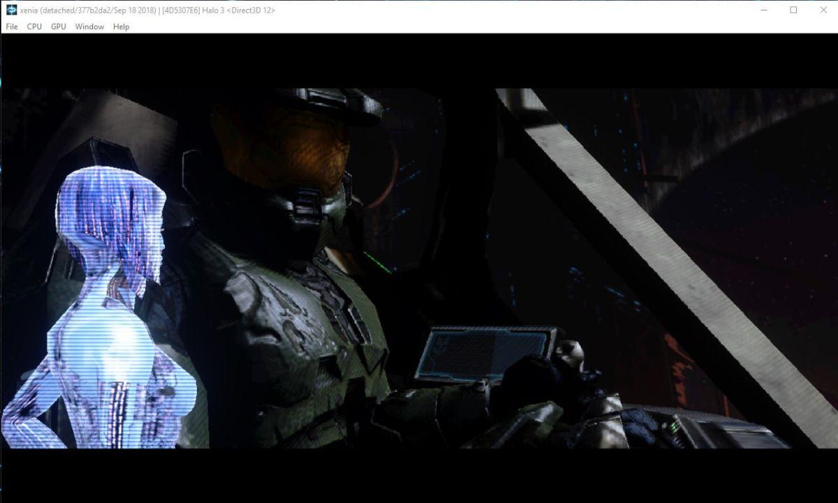 Xbox 360 emulator shares batch of DX12 Halo 3 screens   PC Gamer