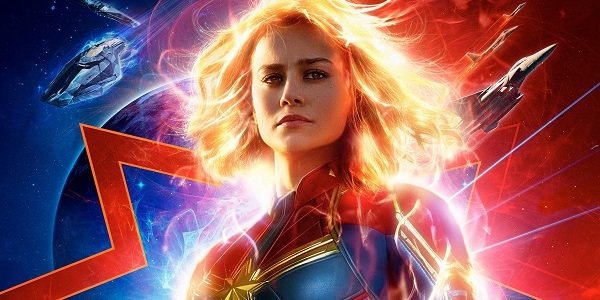 Brie Larson Captain Marvel Marvel