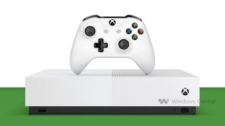No-discs Xbox One S could launch on May 7