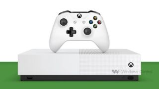 Photoshoppet Xbox One S All-Digital Edition