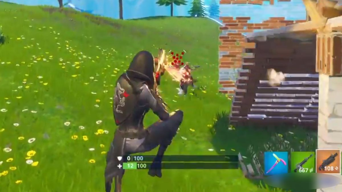 I Can Never Stop Watching This Fortnite Player Get A Three Kill