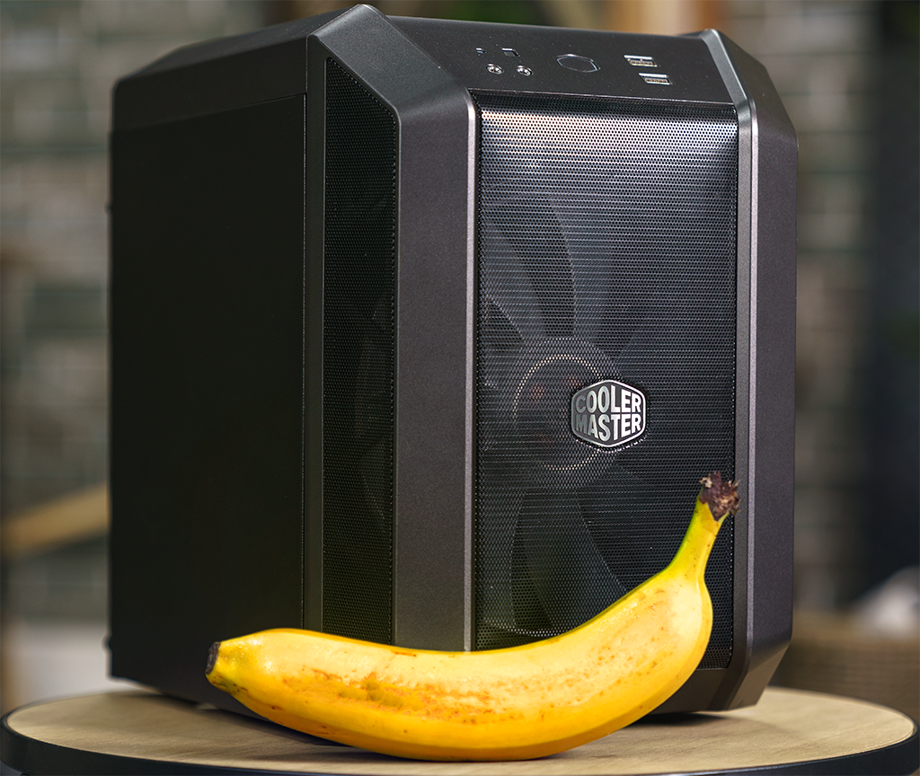 I am now convinced that every case maker should use a banana for scale   PC Gamer
