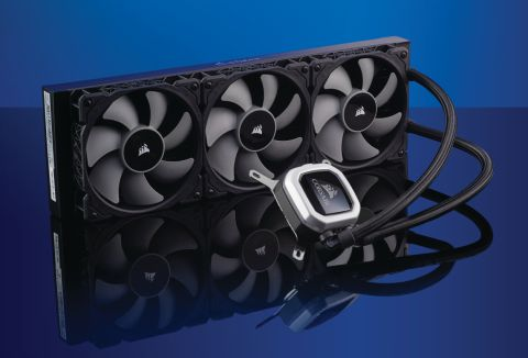 Corsair Hydro H150i Pro RGB 360mm review