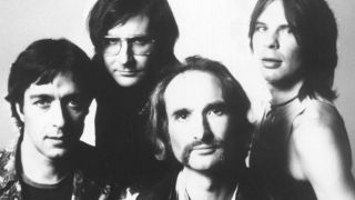 Can, with Holger Czukay, 2nd right