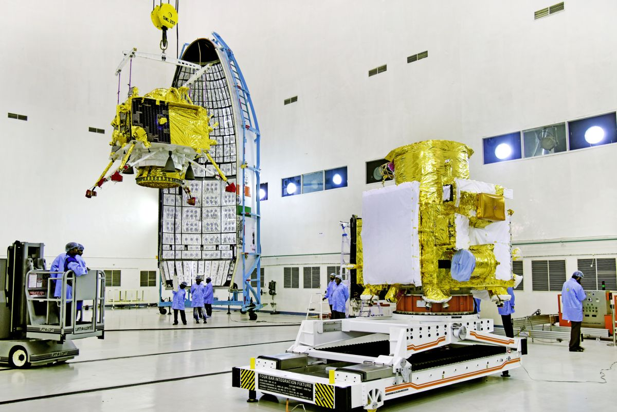 The Science of India's Chandrayaan-2 Mission to the Moon's South Pole – Space.com