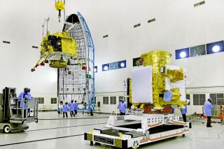 The Science of India's Chandrayaan-2 Mission the Moon
