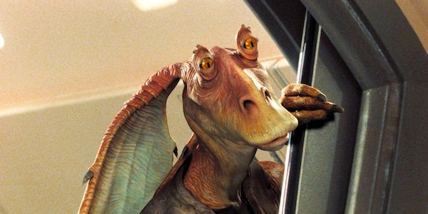 jar jar binks rogue one