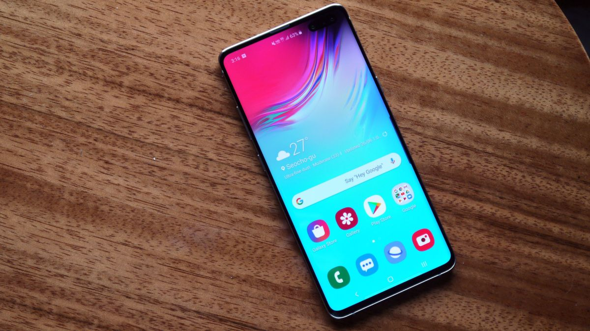 Samsung Galaxy S10 5G has arrived on O2, but you can only buy it on