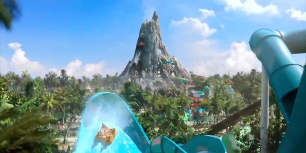 Universal Studios Island of Adventure
