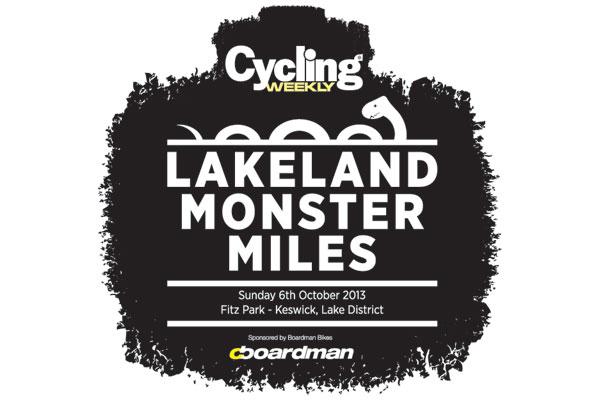 Cycling Weekly Lakeland Monster Miles