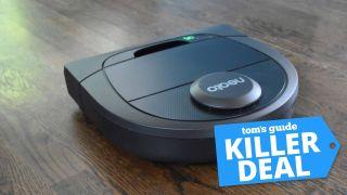 Neato D4 robot vacuum deal