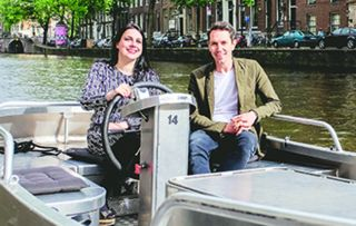 This new three-part series pairs Alastair Sooke and Janina Ramirez as they take in the architecture and art of Amsterdam, Barcelona and St Petersburg.