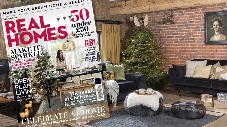 Real Homes magazine December issue