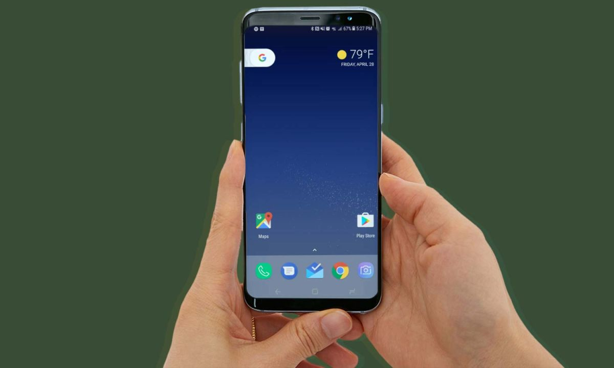 How to Get Stock Android on a Galaxy S8 Without Rooting