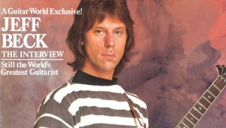 Jeff Beck Discusses Gear, Technique and Hendrix in 1985 Guitar World