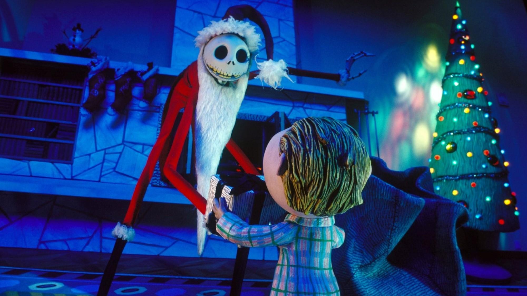 scary christmas movie 2020