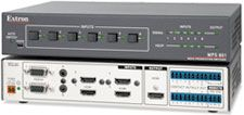 Extron Ships Compact Six Input Media Presentation Switcher