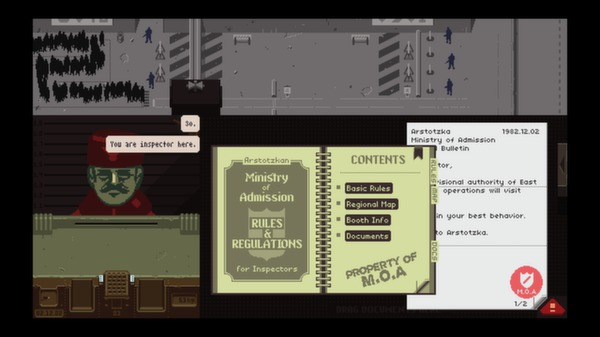 Papers, Please Is On Sale Today And You Should Probably Buy It #29305