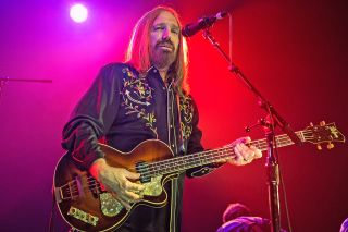 Tom Petty, shown here performing with Mudcrutch in LA on June 25, 2016.