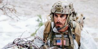 Justin Melnick as Brock Reynolds in SEAL Team.