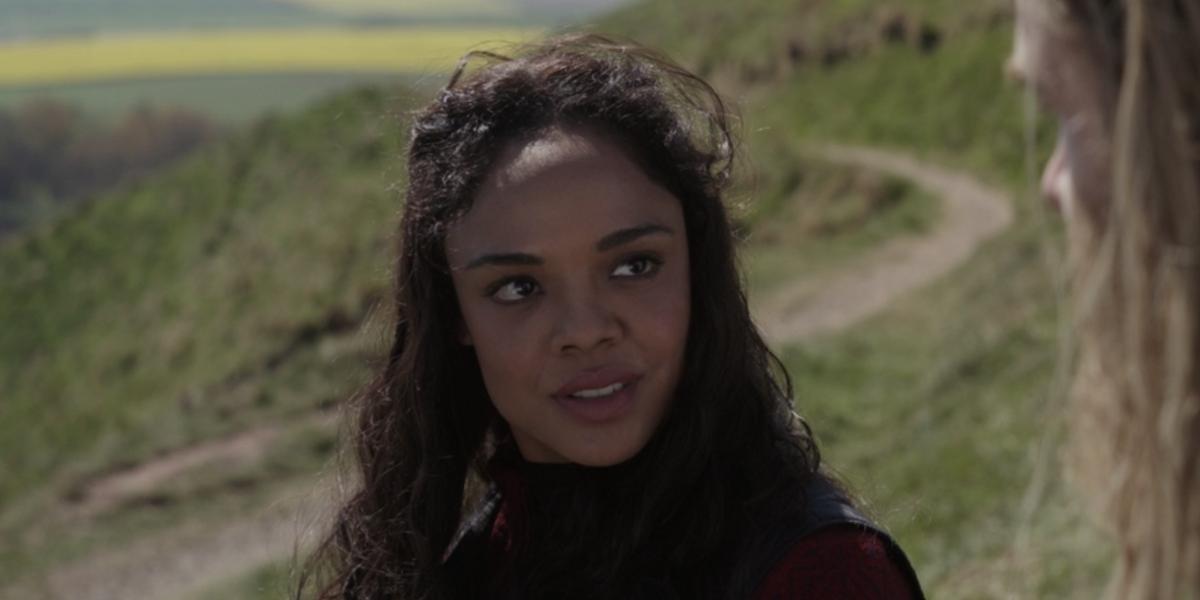 Tessa Thompson in Avengers: Endgame