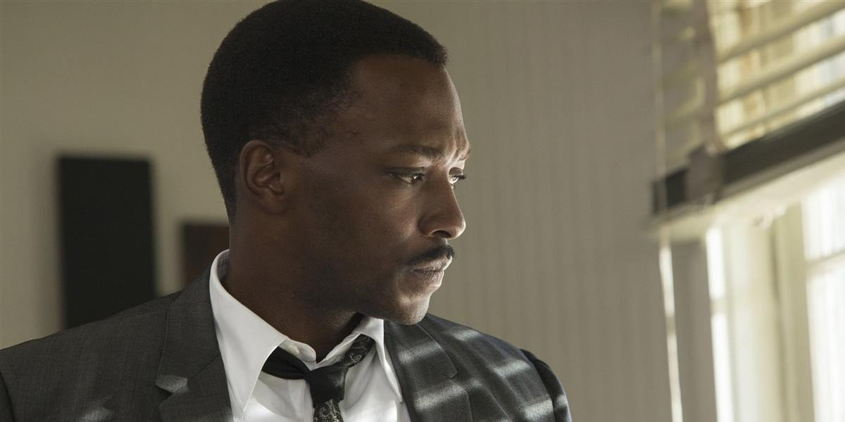 Anthony Mackie as Martin Luther King Jr. in All the Way (2016)