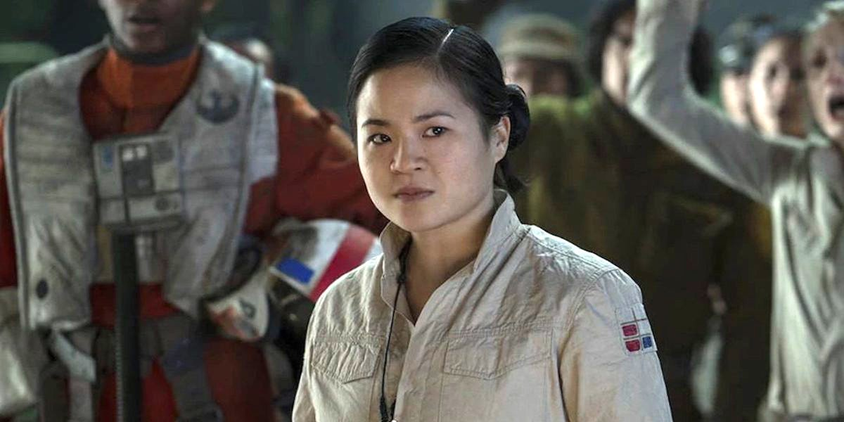 Star Wars Writer Explains Why Kelly Marie Tran's Rose Tico Was Cut From Rise Of Skywalker Scenes