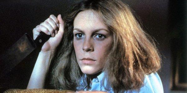 Laurie Strode in the original Halloween