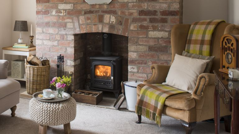 How To Clean A Woodburning Stove Real Homes