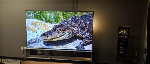 LG Z9 88-inch 8K OLED TV