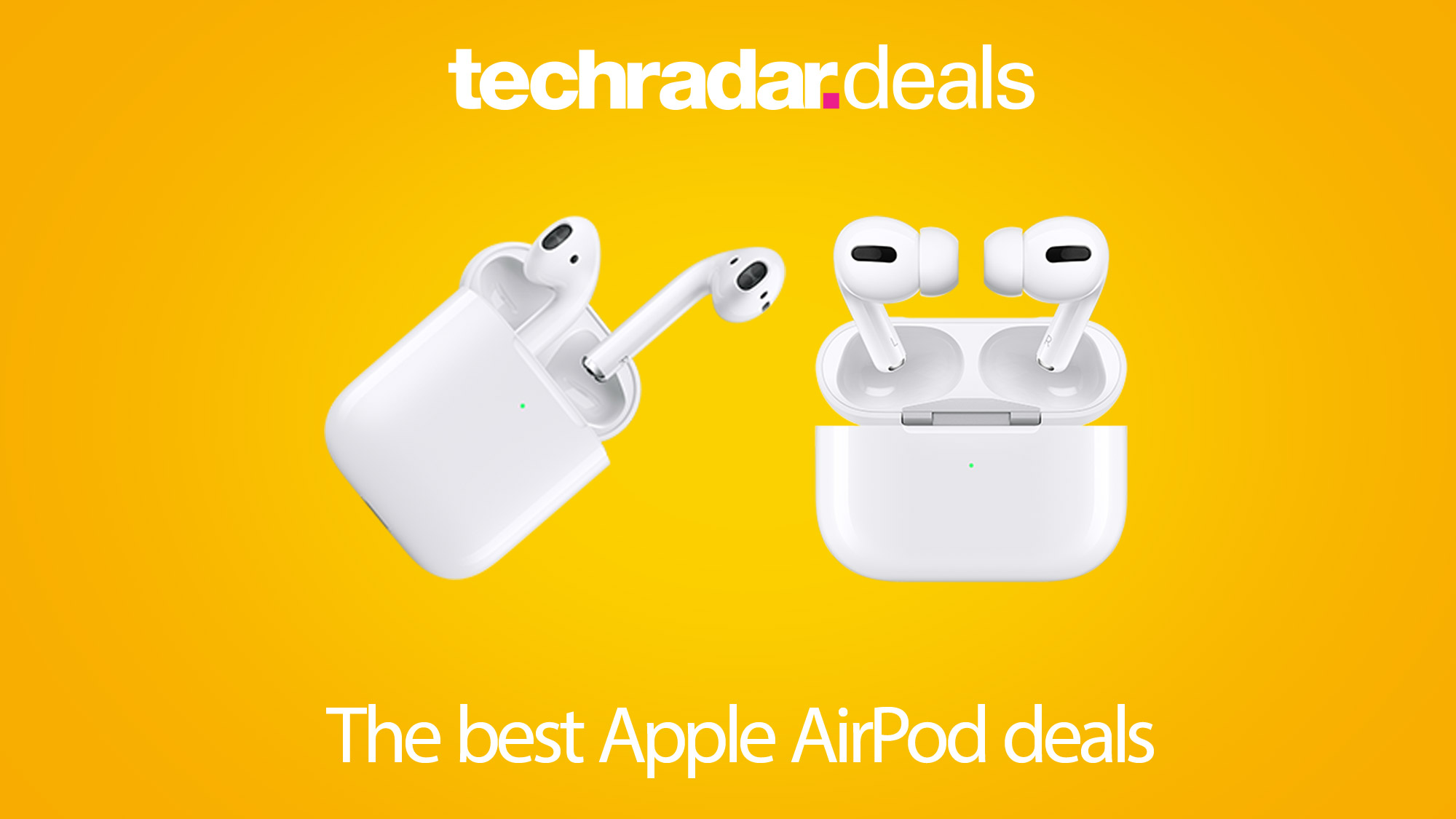 The Cheapest Airpods Sales And Deals In May 2021 Techradar