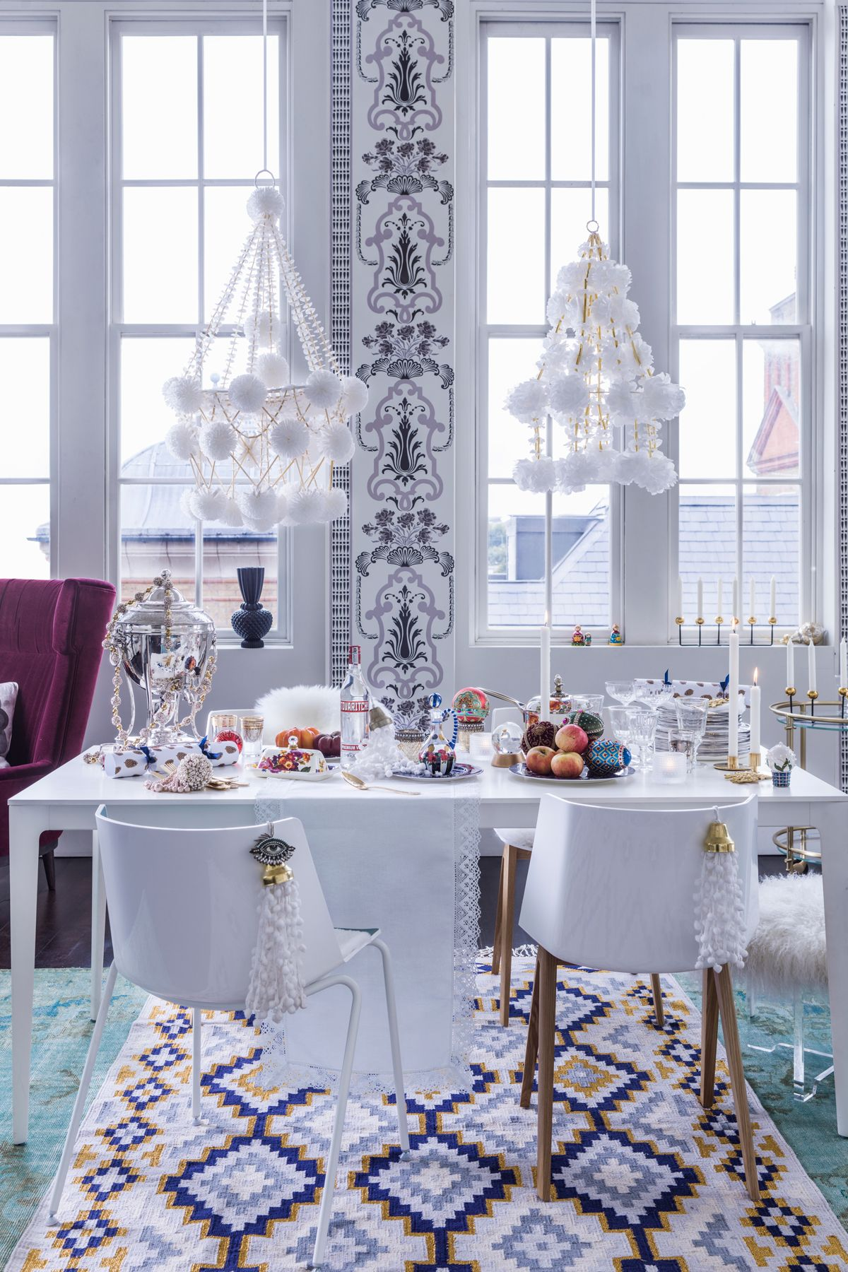 Take things up to a whole other level with this magical Christmas trend