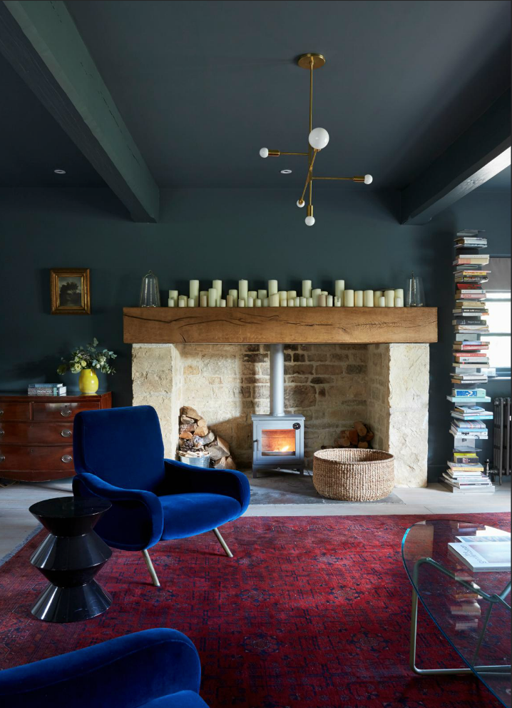 Scandi Cool House A Transformed 17th Century Mill In