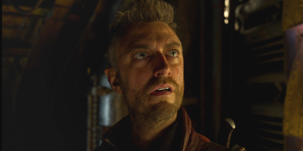 Sean Gunn, Kraglin, Guardians of the Galaxy Vol. 2