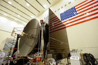 Asteroid Sample Mission Spacecraft, OSIRIS-REx