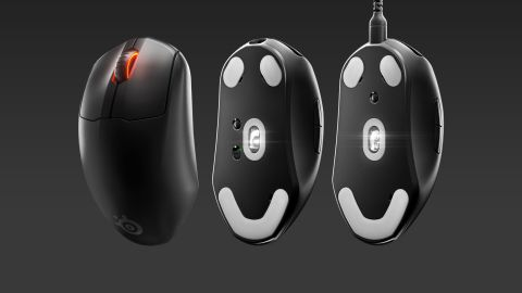 SteelSeries Prime Mini gaming mouse