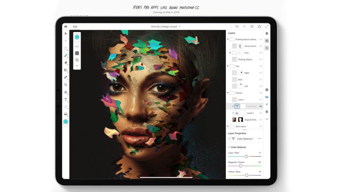 Adobe Photoshop CC for iPad is appearing soon! But will it be worth the wait…?