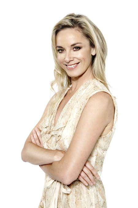 A quick chat with Tamzin Outhwaite