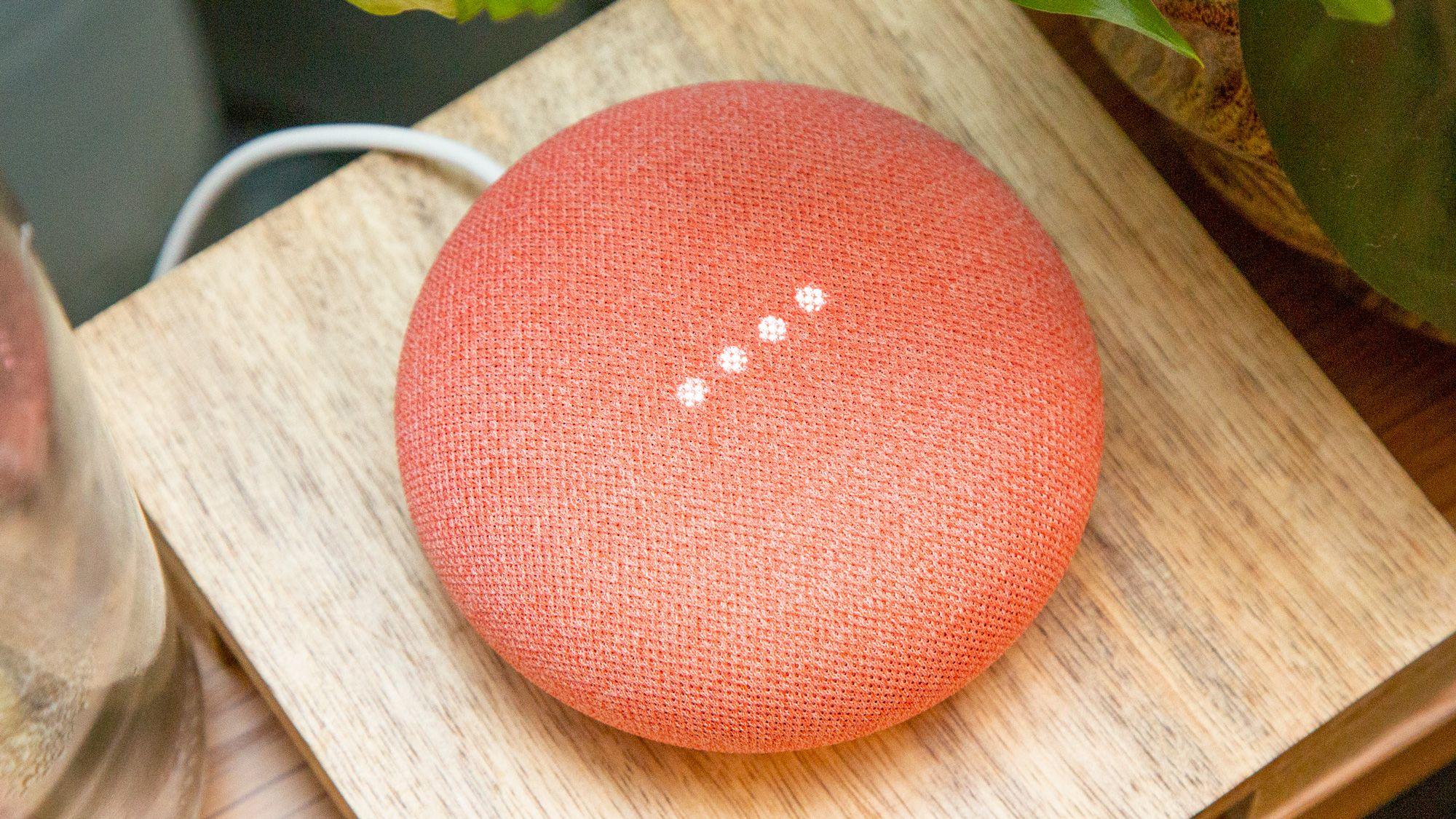 best cheap smart home devices: Google Nest Mini