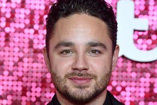 Former Emmerdale star Adam Thomas