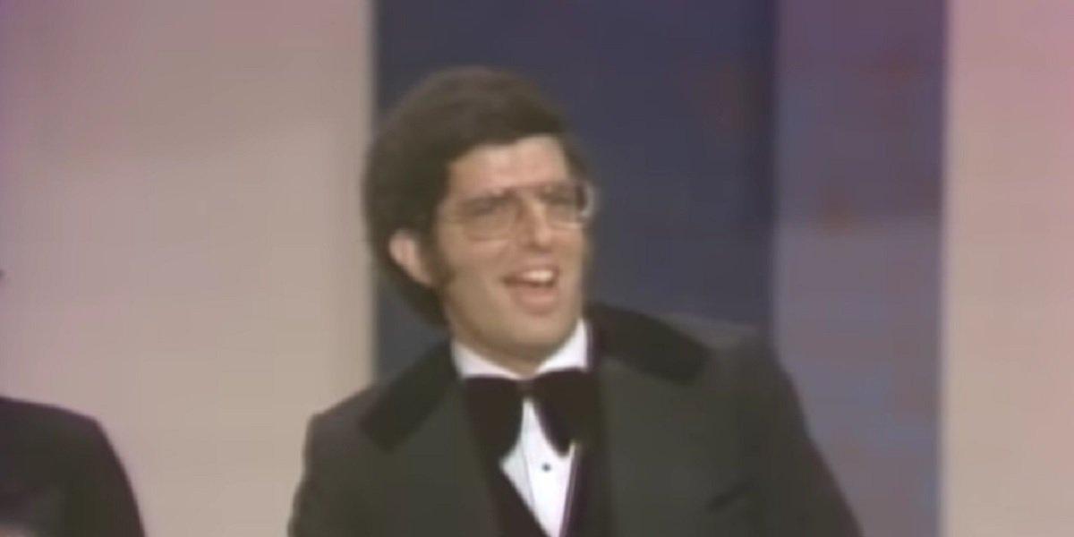 Marvin Hamlisch wins Academy Award in 1974