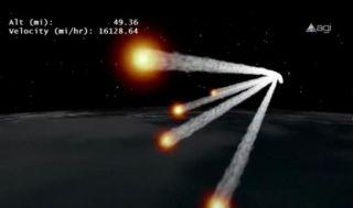 ROSAT satellite