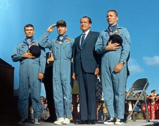 FBI Recovers Astronaut's Missing Medal