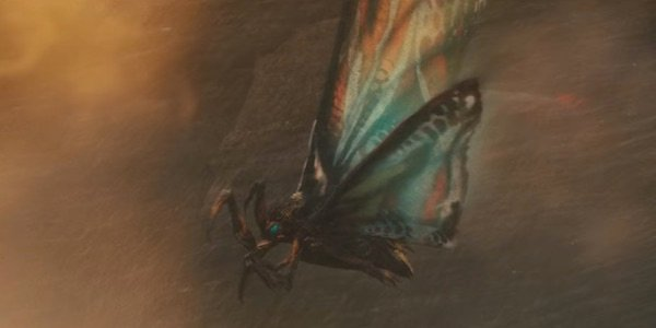 Mothra in Godzilla: King of the Monsters