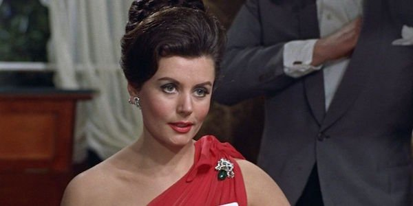 Eunice Grayson in Dr. No